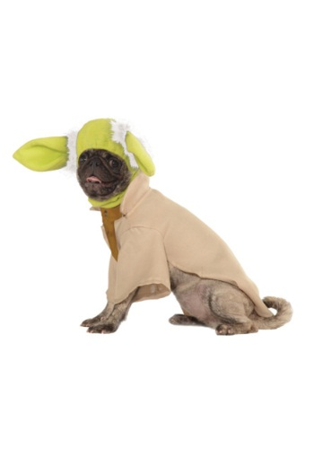 Yoda Pet Costume