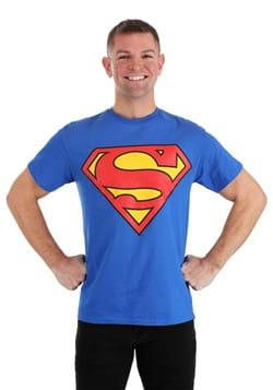 Superman Shield Costume T-Shirt