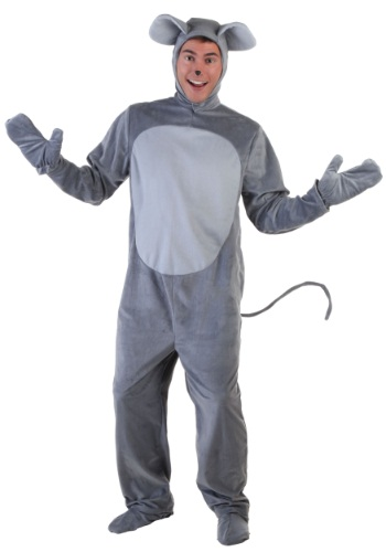 Plus Size Mouse Costume