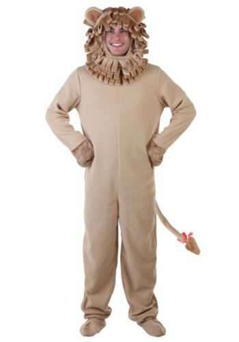 Plus Size Lion Costume
