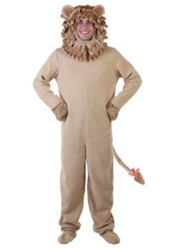 Plus Size Lion Costume