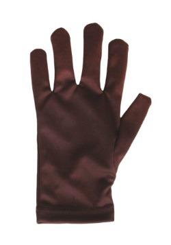 Child Brown Gloves