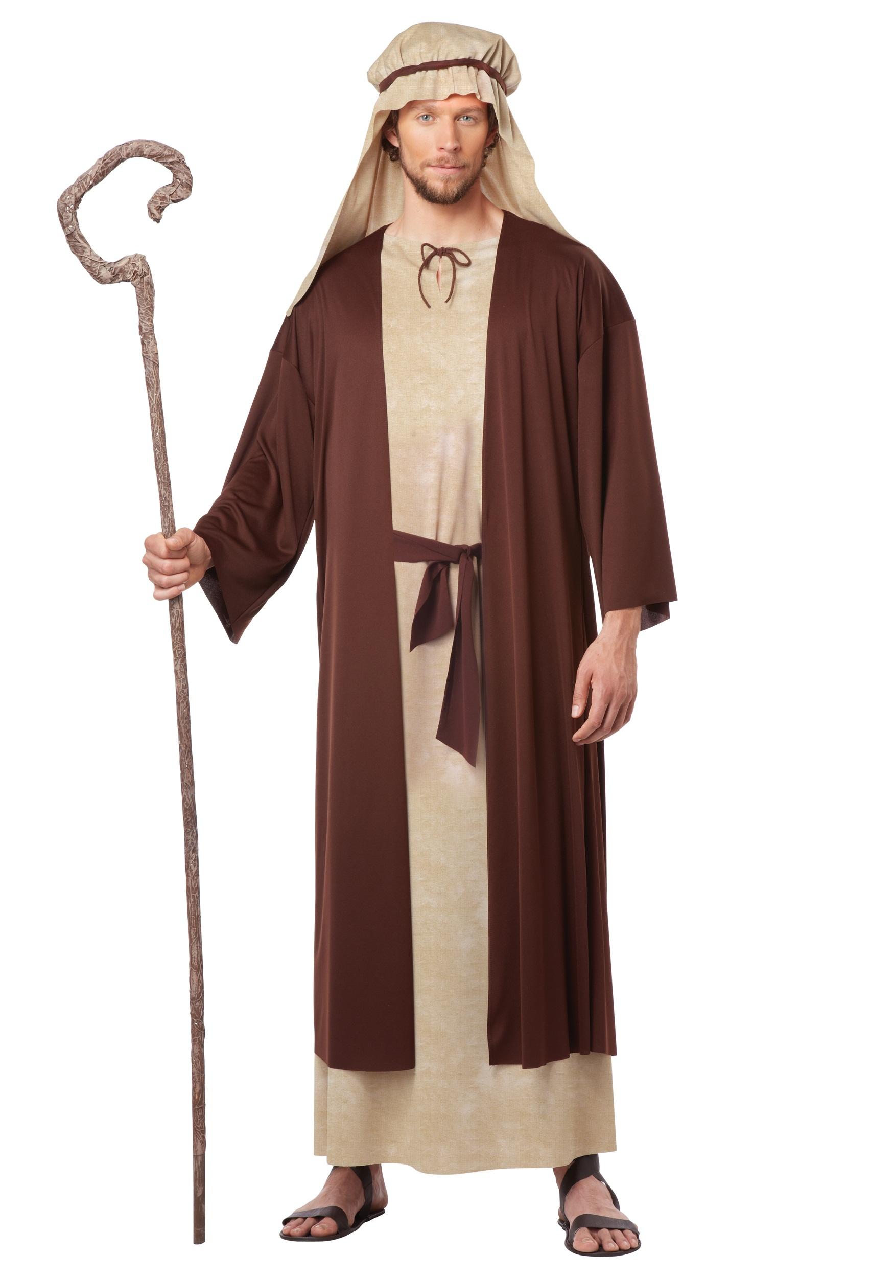 sc 1 st  Halloween Costumes UK & Adult Saint Joseph Costume
