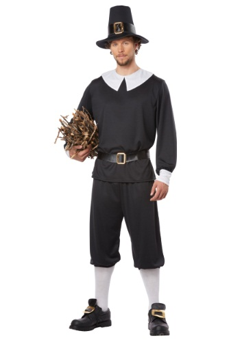 Pilgrim Man Costume