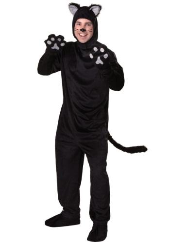 Plus Size Black Cat Costume