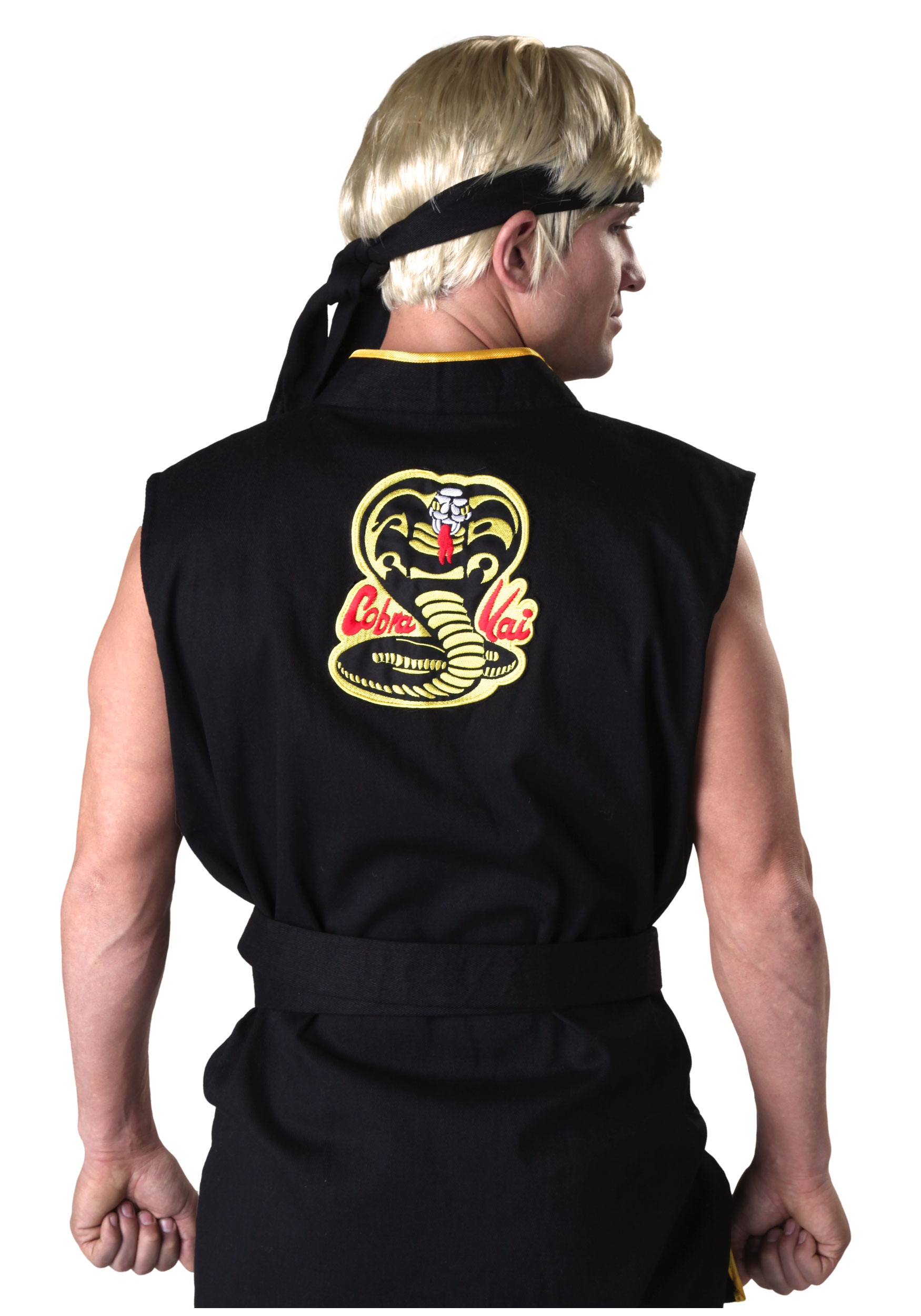 Karate Cobra Kai Costume