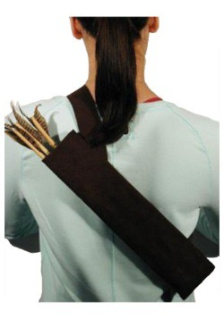 Belt Style Quiver with Arrows