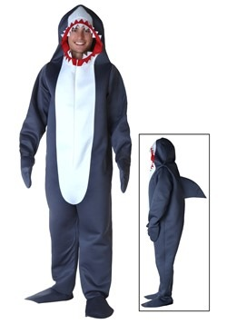 Plus Size Shark Costume