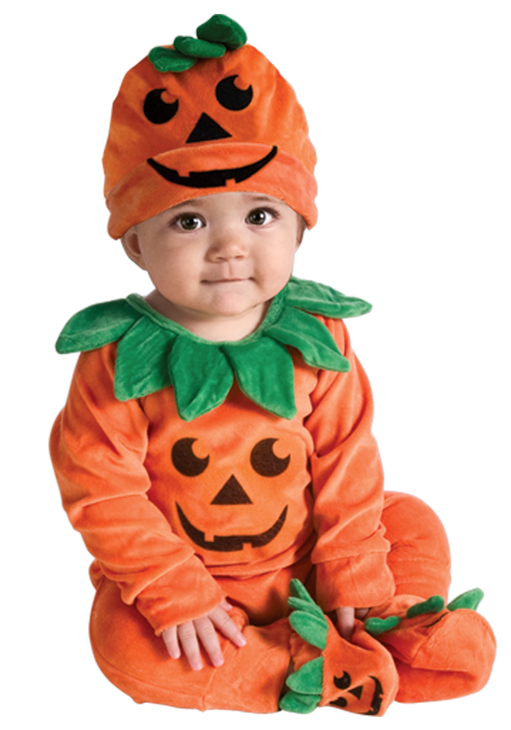 Halloween Costume 6 9 Months Uk.Infant Li L Pumpkin Onesie Costume