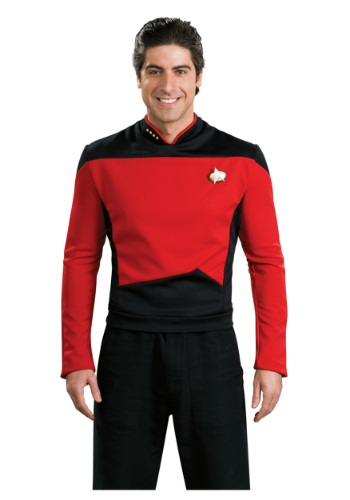 Star Trek: TNG Adult Deluxe Commander Uniform