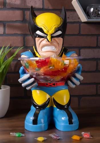 Wolverine Candy Bowl Holder
