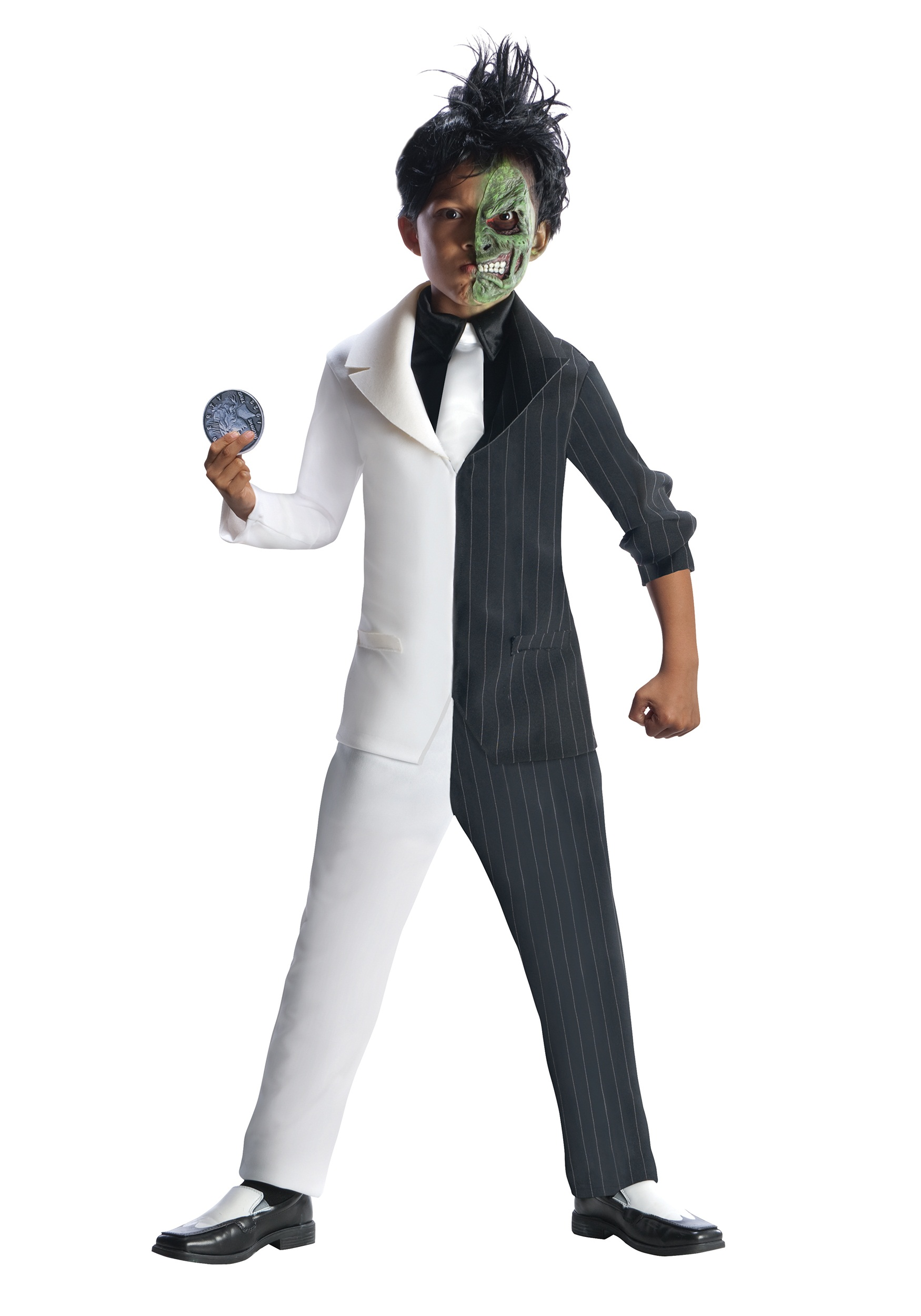 sc 1 st  Halloween Costumes UK & Boys Two-Face Costume