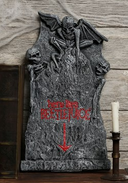 Beetlejuice Small Tombstone