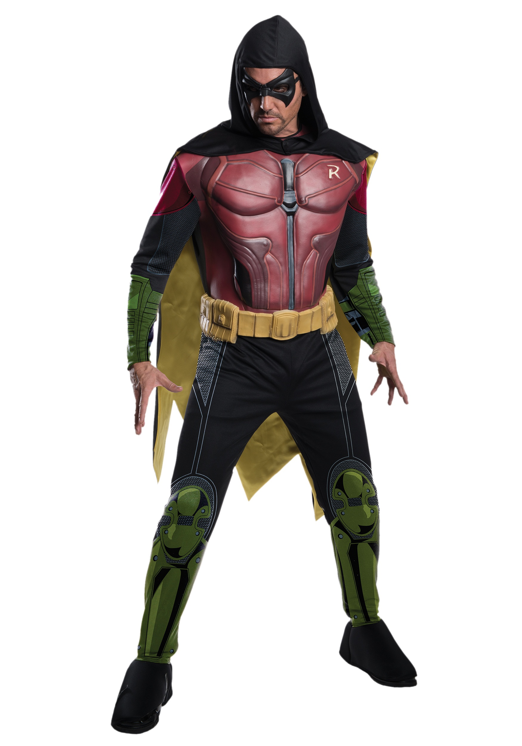 men 39 s robin arkham origins costume