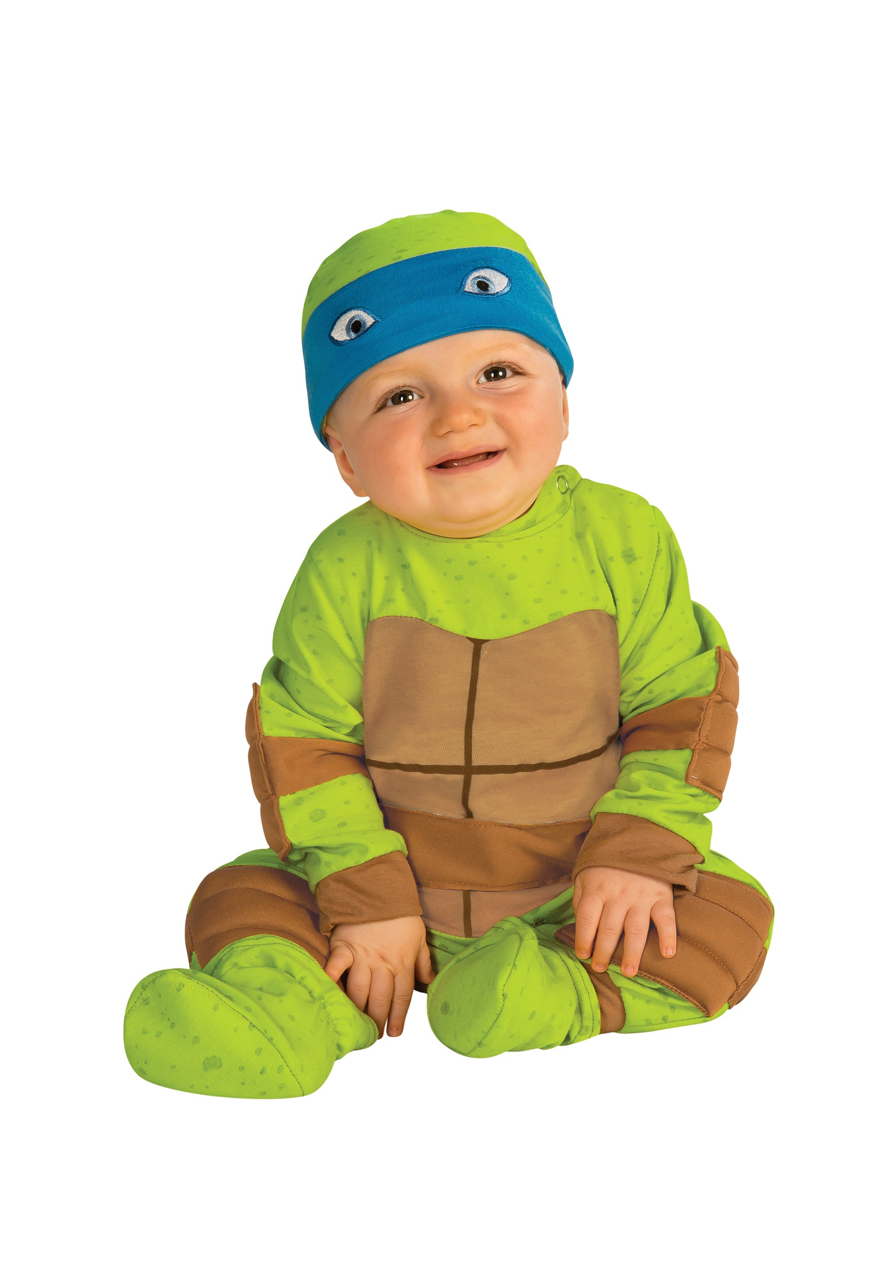 Infant Ninja Turtle Jumper blue  sc 1 st  Halloween Costumes UK & Infant Ninja Turtle Jumper