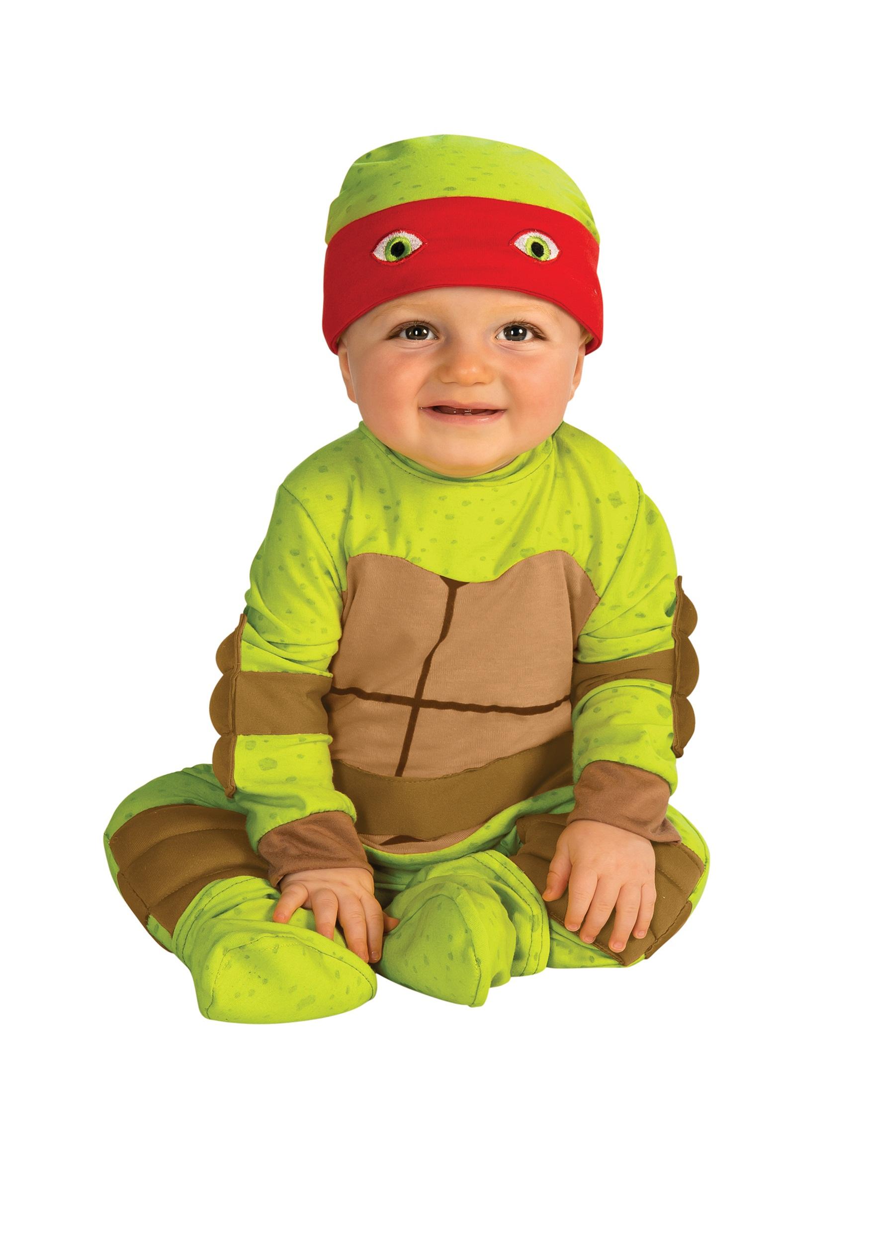 ... Infant Ninja Turtle Jumper Red Mask  sc 1 st  Halloween Costumes UK & Infant Ninja Turtle Jumper