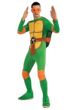 Adult Classic TMNT Michelangelo Costume