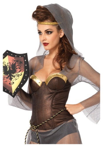 Warrior Armor Bustier