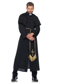 Priest Adult Mens Costume
