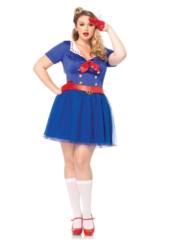 Ahoy There Honey Plus Size