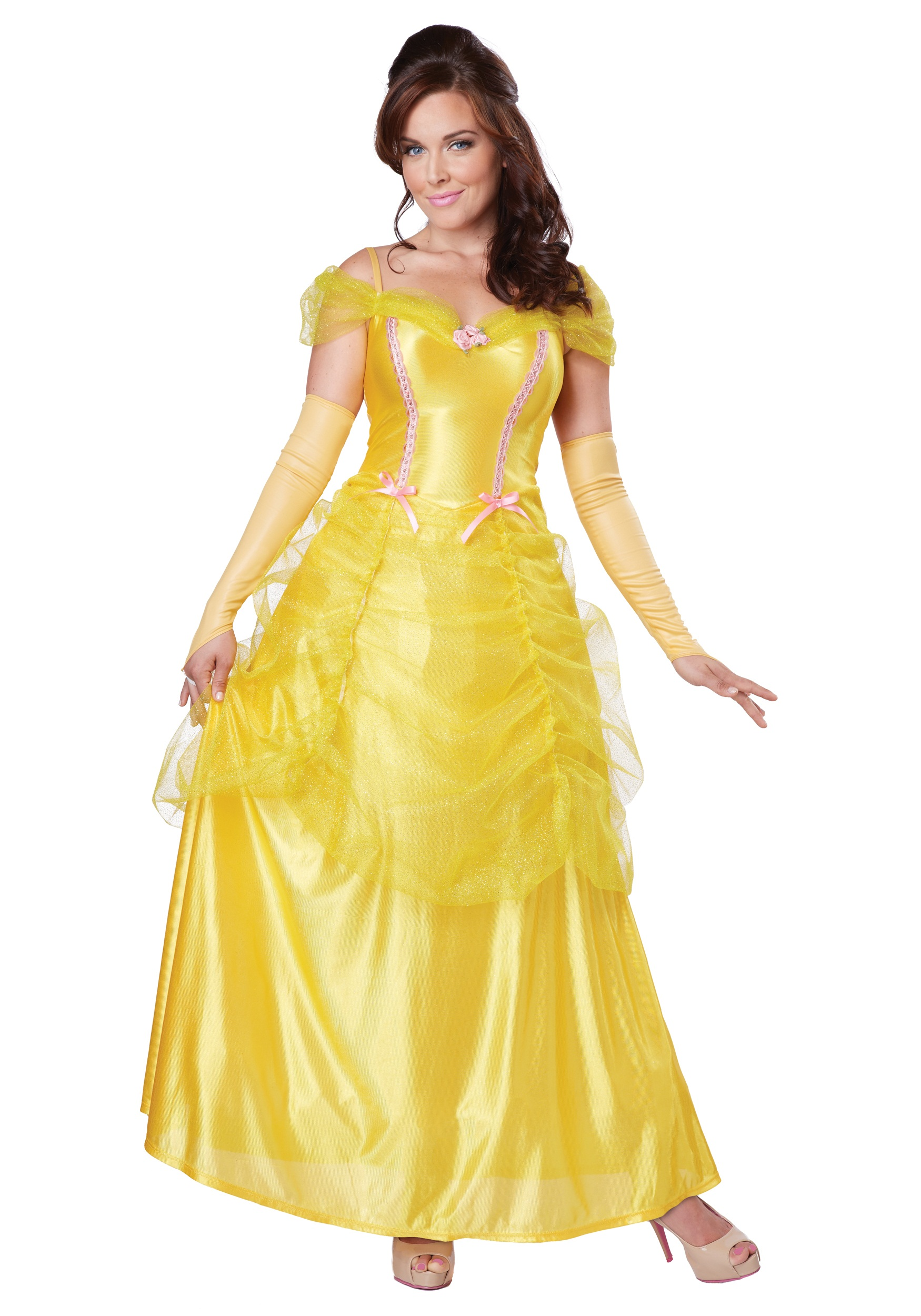 Women's Classic Beauty Fancy Dress Costume