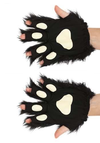 Fingerless Paws Black