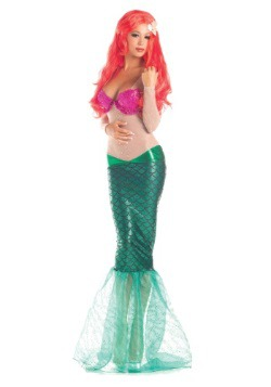 Adult Sweet Mermaid Costume