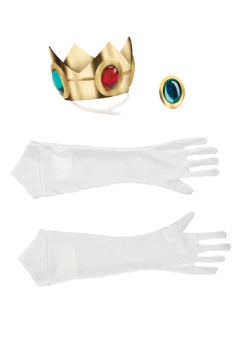 Princess Peach Adult Accessory Kit