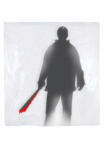 Machete Killer Shower Curtain