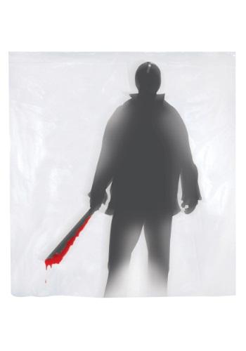 Machete Killer Shower Curtain