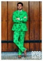 Mens Green St. Patrick's Day Suit Image 2