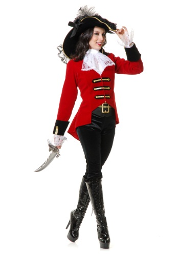 Page Boy Pirate Lady