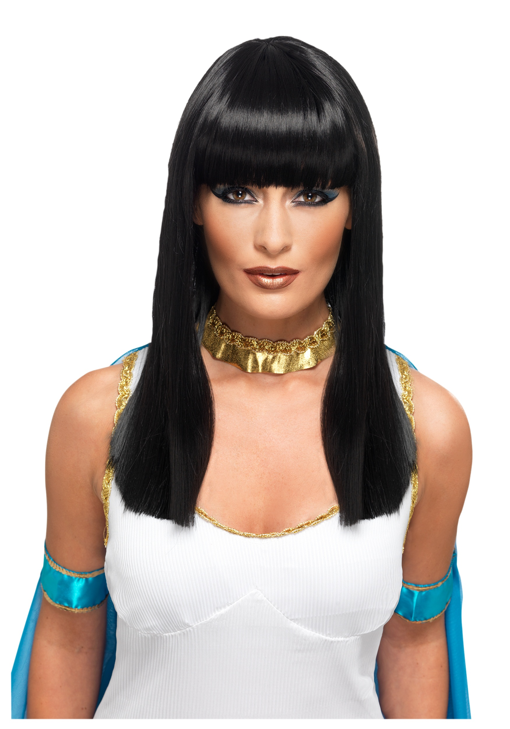 Adult Deluxe Cleopatra Wig