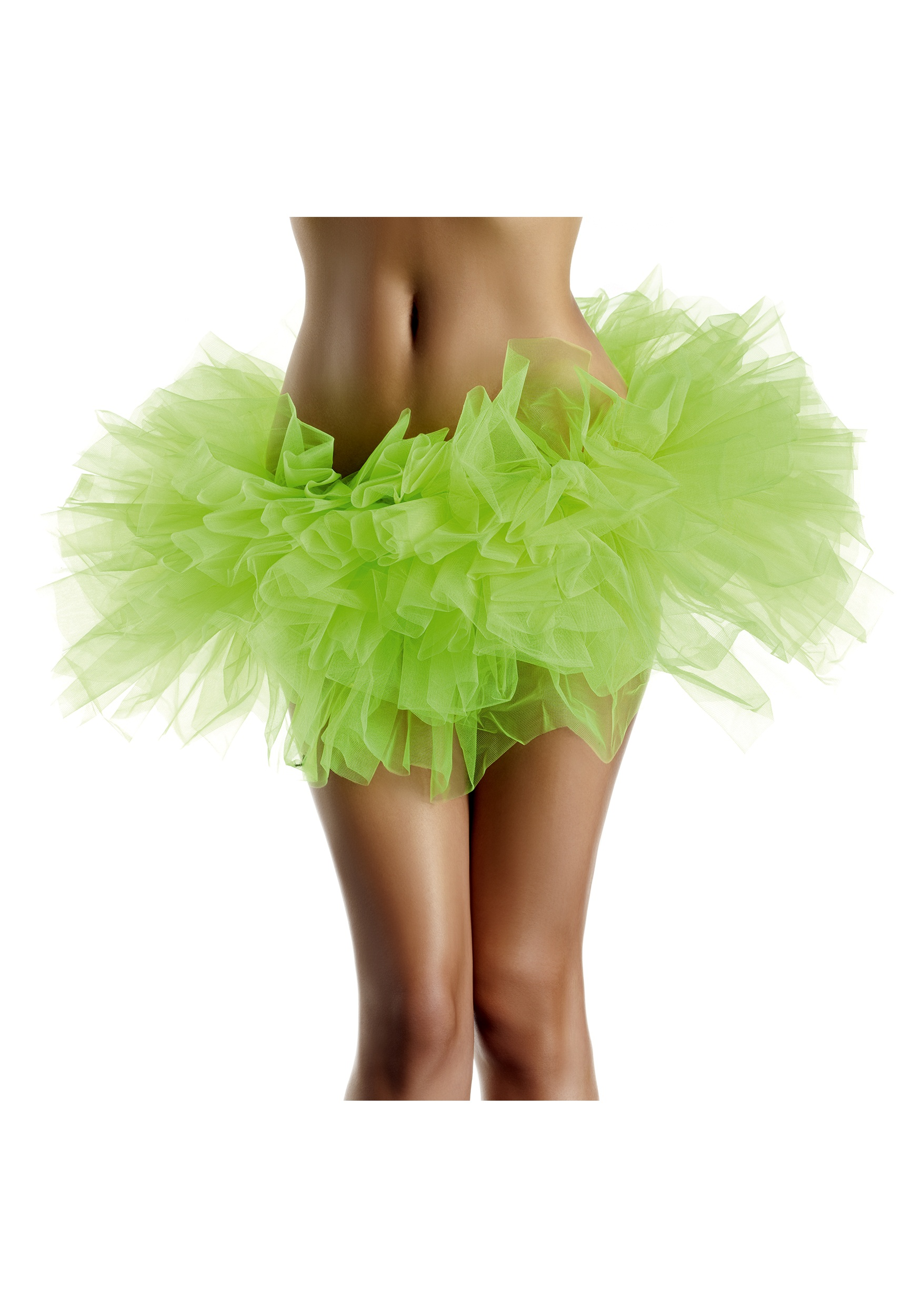 INOpets.com Anything for Pets Parents & Their Pets Neon Green Organza Tutu
