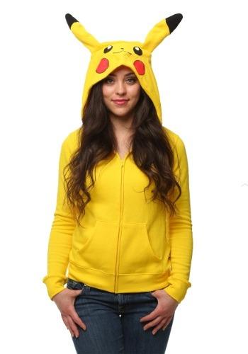 I Am Pikachu Juniors Hoodie