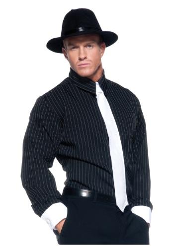 Gangster Shirt - Striped