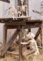 Bones the Hungry Hound Skeleton Dog alt 1