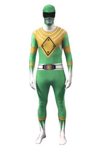 Power Rangers Green Ranger Morphsuit