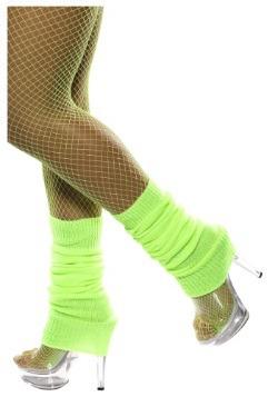 Neon Green Leg Warmers