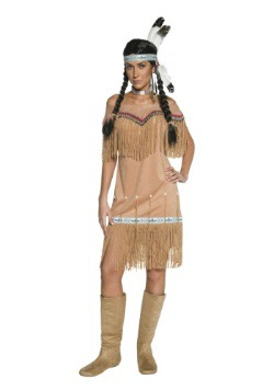 Womens Native American Costume