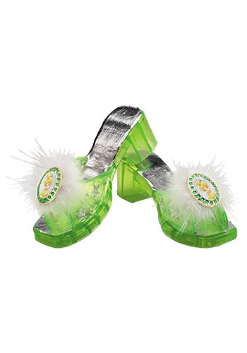 Deluxe Tinkerbell Slippers