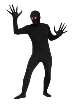 Fade Eye Shadow Demon Adult Costume