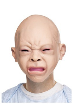 Crying Baby Mask
