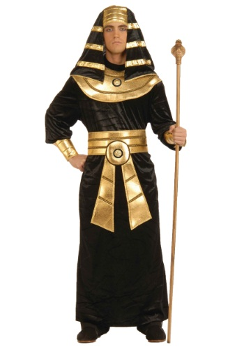 Plus Size Black Pharaoh Costume