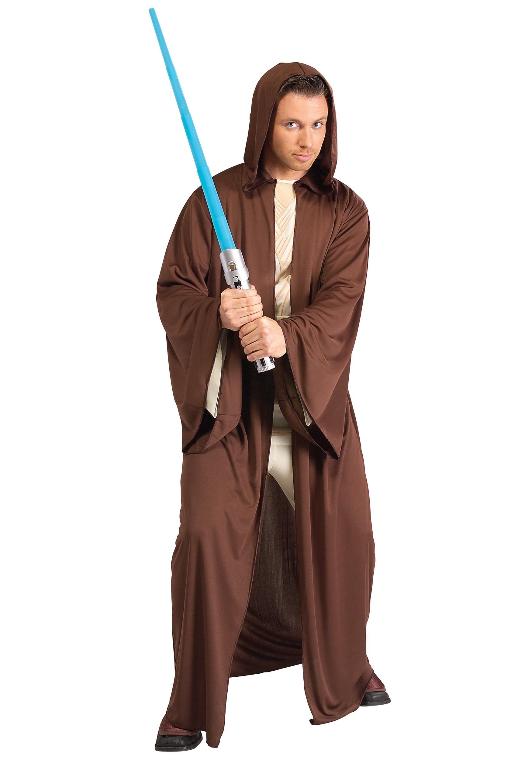 Kids Deluxe Anakin Skywalker Costume. £36.99. Plus Size Jedi Robe  sc 1 st  Halloween Costumes UK & Anakin Skywalker Costumes - Adult Child Kids Star Wars Halloween ...