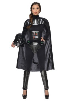 Star Wars Female Darth Vader Bodysuit