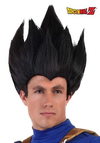 Adult Vegeta Wig