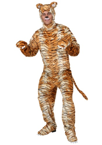 Plus Size Tiger Costume