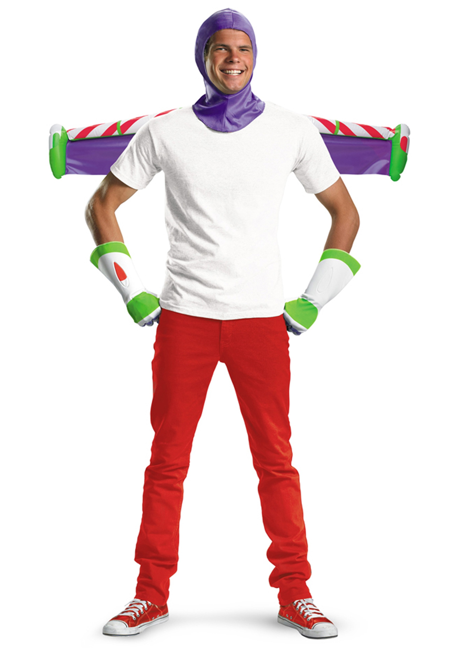Adult Buzz Lightyear Costume Kit  sc 1 st  Halloween Costumes UK & Toy Story Costumes - Adult Kids Disney Halloween Costume