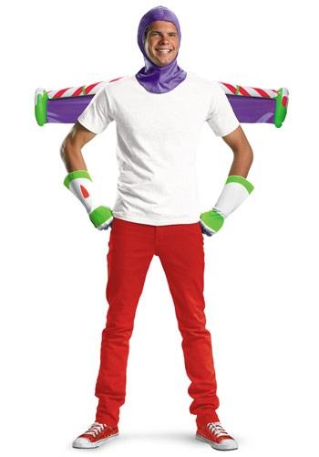 Adult Buzz Lightyear Costume Kit